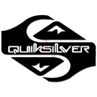 Quiksilver Surf Logo Decal Sticker Style 1