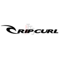 Rip Curl Logo Decal Sticker Style 2