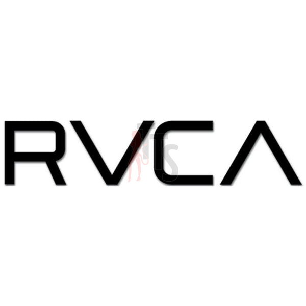 RVCA Logo Decal Sticker