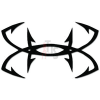 Under Armour Logo Decal Sticker Style 3