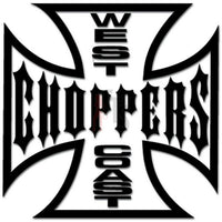 West Coast Choppers Logo Decal Sticker