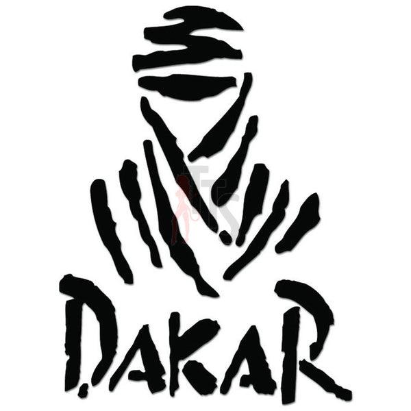 Darkar Rally Logo Decal Sticker