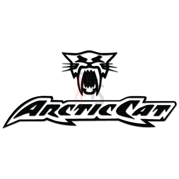 Artic Cat Decal Sticker Style 8