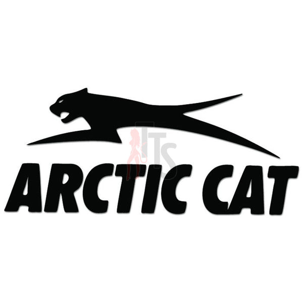 Artic Cat Decal Sticker Style 9