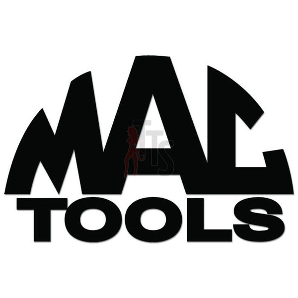 Mac Tools Decal Sticker Style 3
