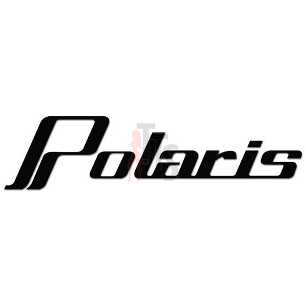 Polaris Logo Decal Sticker Style 3