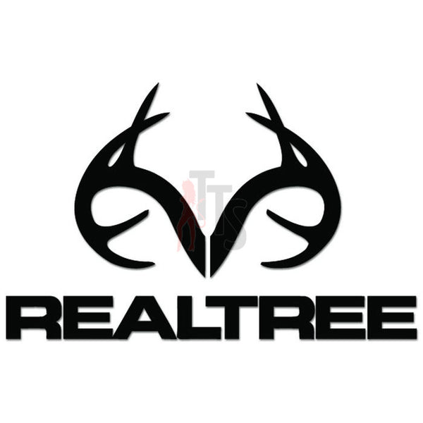 Realtree Logo Decal Sticker