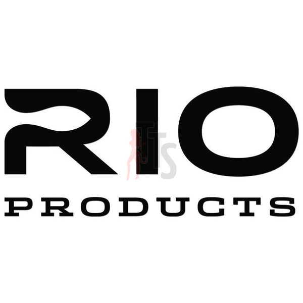 Rio Products Logo Decal Sticker