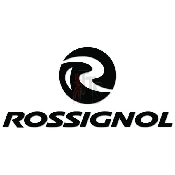 Rossignol Logo Decal Sticker