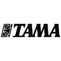 Tama Drums Logo Decal Sticker