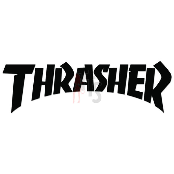 Thrasher Logo Decal Sticker