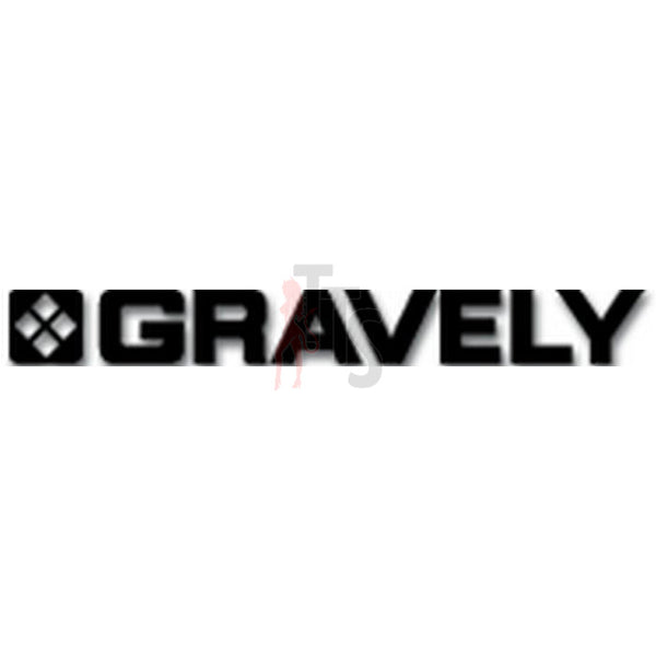 Gravely Logo Decal Sticker