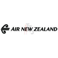 Air New Zealand Airlines Decal Sticker Style 1