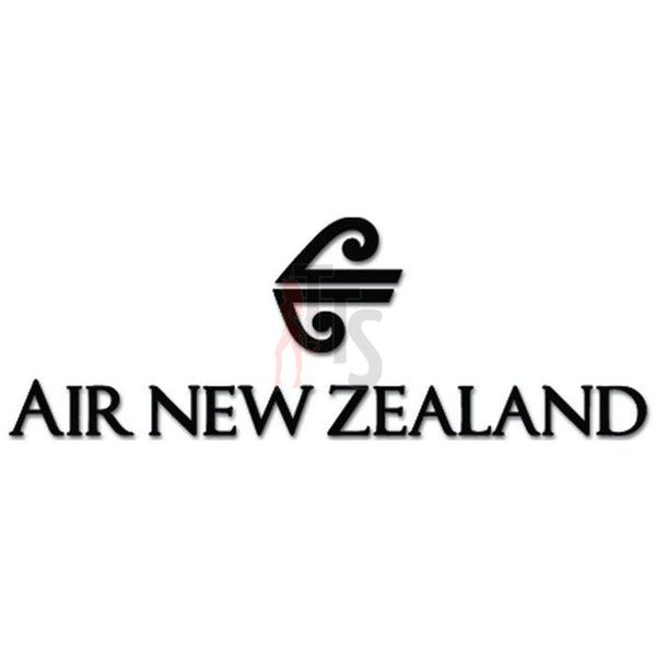 Air New Zealand Airlines Decal Sticker Style 2