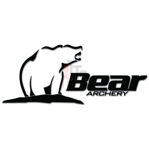 Bear Archery Decal Sticker