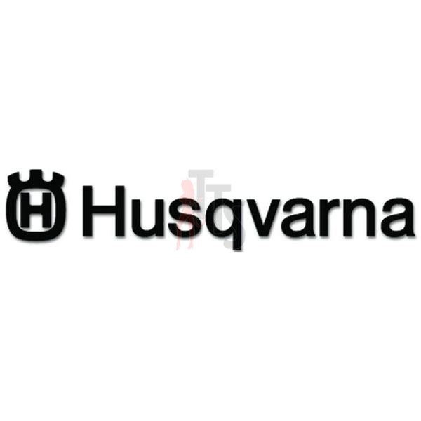 Husqvarna Decal Sticker Style 1