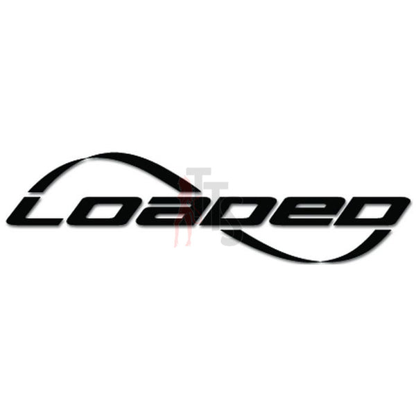 Loaded Longboard Skateboard Decal Sticker