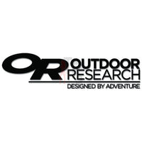 Outdoor Research Logo Decal Sticker Style 1