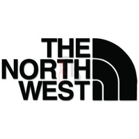 The North West Logo Decal Sticker