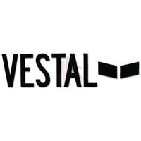 Vestal Logo Decal Sticker