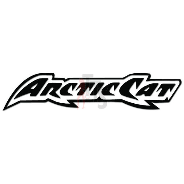 Artic Cat Decal Sticker Style 1