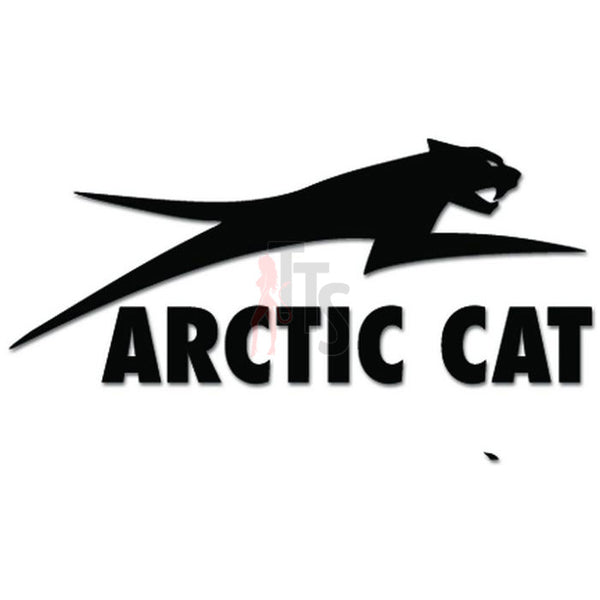 Artic Cat Decal Sticker Style 2