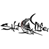 Salt Life Marlin Decal Sticker