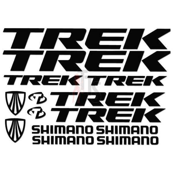 Trek Bicycle Decal Sticker