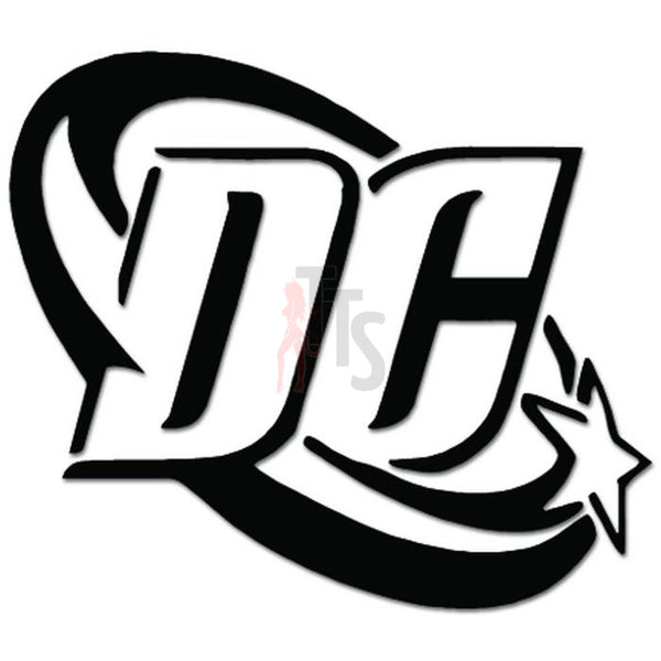 DC Shoes Decal Sticker