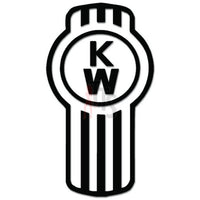 Kenworth Truck Decal Sticker