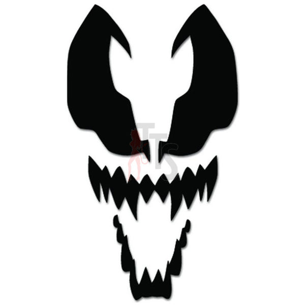 Spiderman Venom Decal Sticker