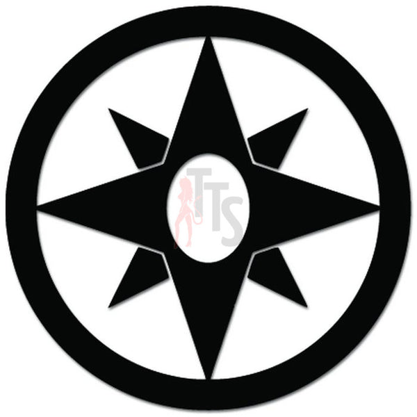Star Sapphire Corps Love Emblem Decal Sticker