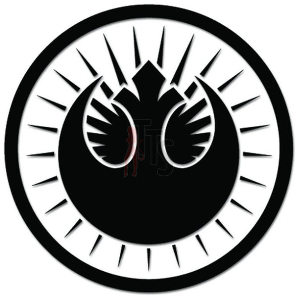 Star Wars Jedi Order Decal Sticker