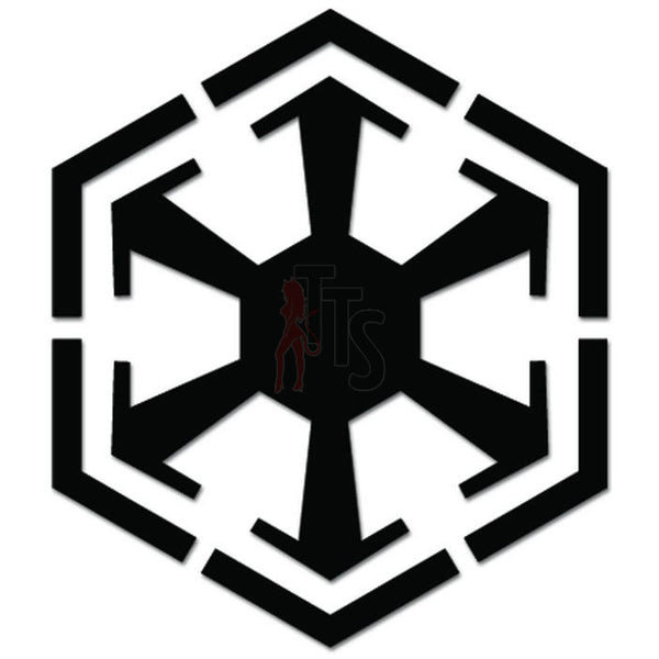 Star Wars Old Republic Decal Sticker