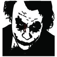 The Joker Heath Ledger Decal Sticker