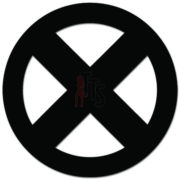X-Men Decal Sticker Style 1
