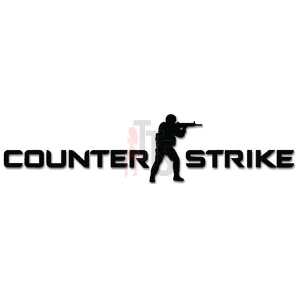 Counterstrike Online Gaming Video Game Decal Sticker Sticker Style 1