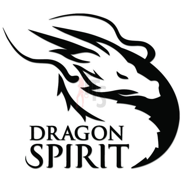Dragon Spirit Online Gaming Video Game Decal Sticker
