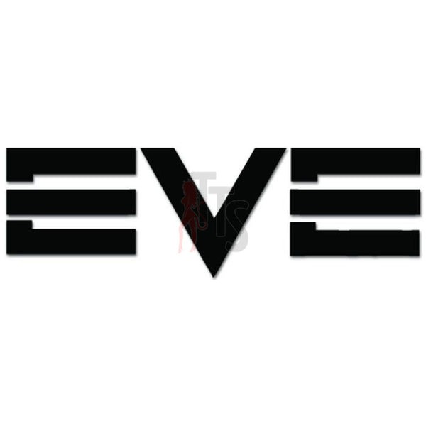 Eve Online Gaming Video Game Decal Sticker