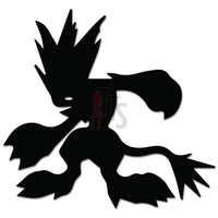 Final Fantasy 8 Monster Online Gaming Video Game Decal Sticker