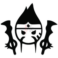 League Of Legends Draven Online Gaming Video Game Decal Sticker