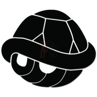 Mario Bros Koopashell Online Gaming Video Game Decal Sticker