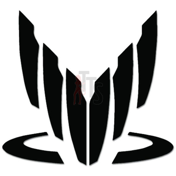 Mass Effect Spectre Online Gaming Video Game Decal Sticker