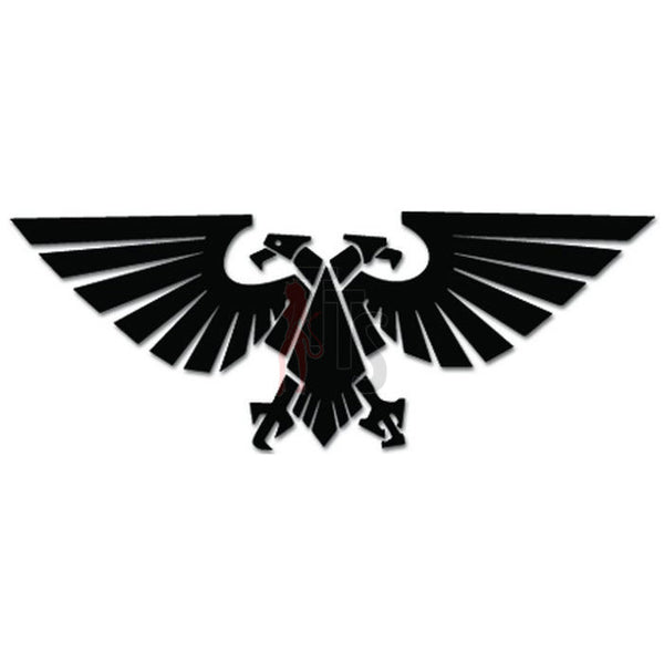 Warhammer 40K Aquill Imperium Of Man Online Gaming Video Game Decal Sticker