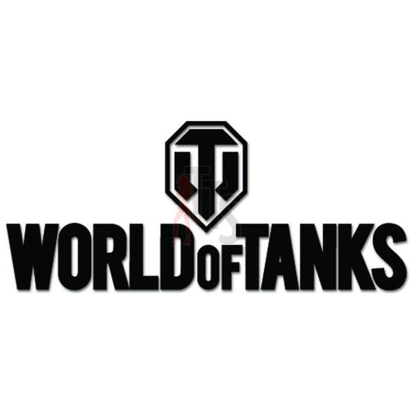 World Of Tanks WOT Online Gaming Video Game Decal Sticker Sticker Style 1