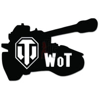 World Of Tanks WOT Online Gaming Video Game Decal Sticker Sticker Style 2