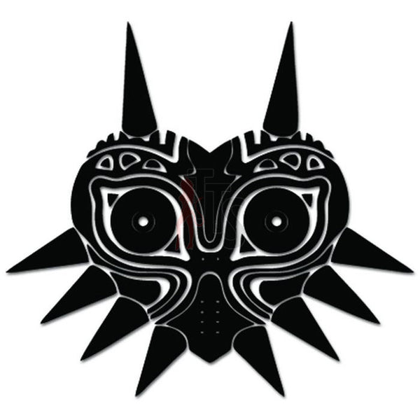Zelda Majoras Mask Online Gaming Video Game Decal Sticker