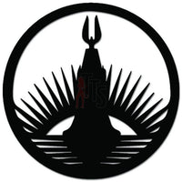 Bioshock Rapture Icon Online Gaming Video Game Decal Sticker