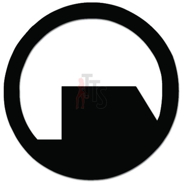 Black Mesa Half Life Online Gaming Video Game Decal Sticker