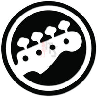 Guitar Hero Bass Online Gaming Video Game Decal Sticker